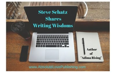 Steve Schatz Shares Writing Wisdom on Waking Writer