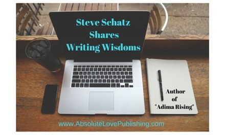 Steve Schatz Shares Writing Wisdom on Waking Writer