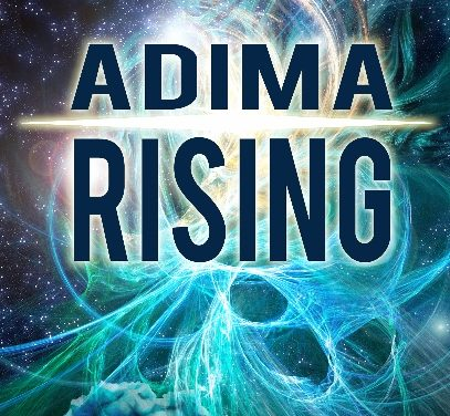 Now available for Nook! Adima Rising by Steve Schatz