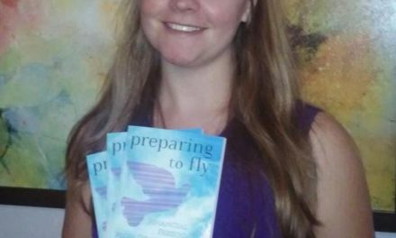 "New Release! ""Preparing to Fly"" by Sarah Hackley"