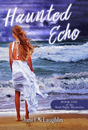 newest young adult novel haunted echo