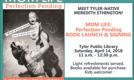 Mom Life: Perfection Pending Texas Book Launch