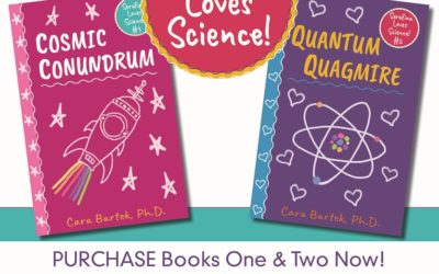 Serafina Loves Science! Dual Book Release