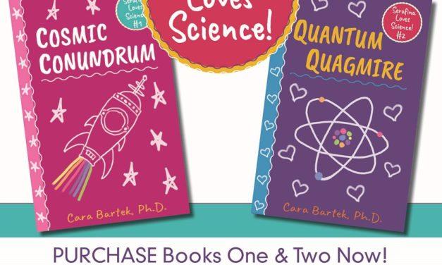 Serafina Loves Science! Dual Book Release