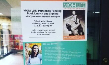 Tyler Public Library Hosts Mom Life Book Launch